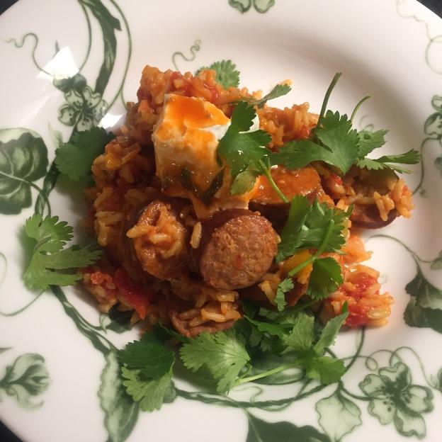 One pan cajun jambalaya happy body food one pan cajun jambalaya forumfinder Images